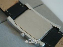 Longines Dolce Vita Gents Watch. L5.655.4. Black Roman Dial. Swiss watch. Quart