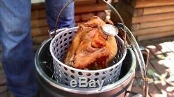 Masterbuilt Electric Turkey Fryer & Seafood Kettle 28 Quarts