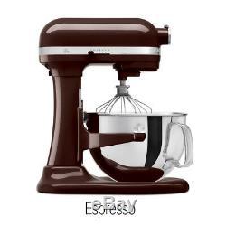NEW! KitchenAid 6 Quart Professional 600 Stand Mixers