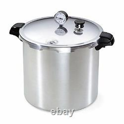 NEW Presto 01781 23 Quart Pressure Canner and Cooker FREE SHIPPING
