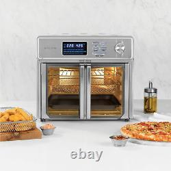 New Kalorik 26-qt. Digital MAXX Air Fryer Toaster Oven AFO 46045 SS 26 quart