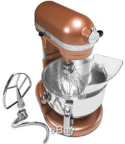 New KitchenAid KP26M1XCE Pro Copper PL 600 Stand Mixer 6 Quart Stand Mixer