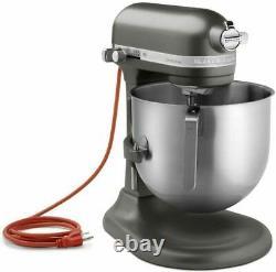 New KitchenAid KSM8990DP 8-Quart Commercial Bowl-Lift Stand Mixer 10-Speed