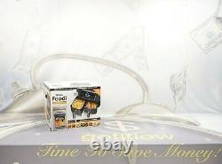 Ninja DZ201 Foodi 6-In-1 2-Basket Air Fryer DualZone Technology 8 Quart New