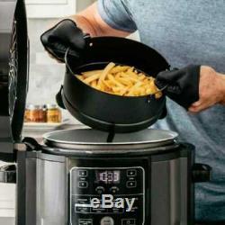 Ninja Foodi 6.5-Quart Digital Pressure Cooker With Tender Crisp