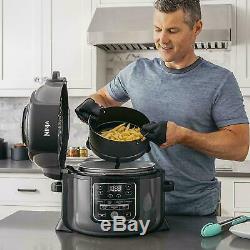 Ninja Foodi 6.5-Quart Digital Pressure Cooker With Tender Crisp NEW (#OP302)