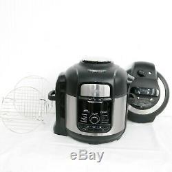 Ninja Foodi 8 Quart 9-in-1 Deluxe XL Pressure Cooker Air Fryer FD402 1760W
