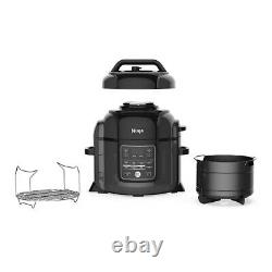 Ninja Foodi 8-Quart 9-in-1 Deluxe XL Pressure Cooker and Air Fryer (Renewed)