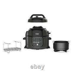 Ninja Foodi Multi Use 9-in-1 Home Food Cooker, 6.5 Quart (Refurbished)(Open Box)