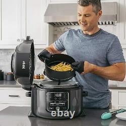 Ninja Foodi Multi Use 9-in-1 Home Food Cooker, 6.5 Quart (Refurbished) (Used)