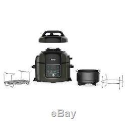 Ninja Foodi OP305 6.5 Quart TenderCrisp Pressure Cooker Air Fryer
