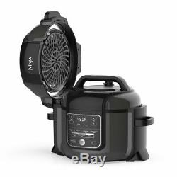 Ninja Foodi Pressure Cooker OP300 6.5 Quart Air Fryer Black Brand New Cook