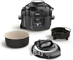 Ninja OP101 Foodi 7-in-1 Pressure, Slow Cooker, Air Fryer and More, 5-Quart