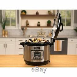 NuWave 33501 13-Quart Nutri-Pot Digital Pressure Cooker