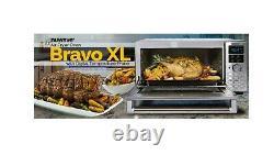 NuWave Bravo XL 5-Quart Air Fryer Silver