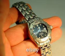 Omega Seamaster Professional 300m/1000ft 2285.80 Ladies Quart Watch