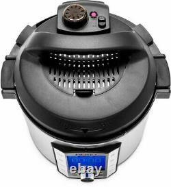 Original Instant Pot Pressure Cooker 6-Quart, guarrant Arrival Before Xmas