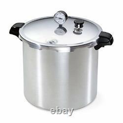Presto 01781, 23-Quart Pressure Canner and Cooker