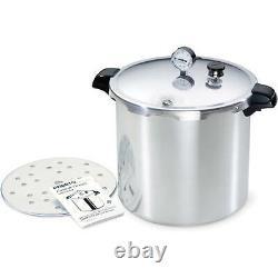 Presto 23-Quart Pressure Canner and Cooker 01781