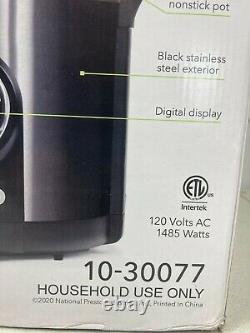 Presto precise 12 Quart Electric & Digital Pressure Canner