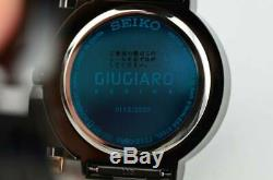 SEIKO × GIUGIARO spirit smart Wrist watch SCED043 Quarts LIMITED Mens withbox