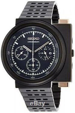 SEIKO × GIUGIARO spirit smart Wrist watch SCED043 Quarts Mens Limited black