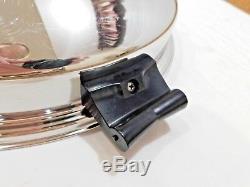 Saladmaster 7 Quart 15 Wok 5 Star Tp304s Surgical Stainless Steel Waterless USA