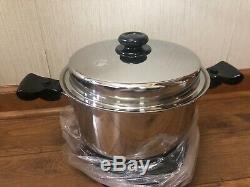 Saladmaster Cookware 7 Quarts Stock Pot Pan