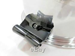 Saladmaster T304s 10 Quart Roaster Stock Pot & Vapo LID 5 Ply Waterless Cookware