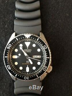 Seiko 7548-7000 150m Quarts Divers Watch. 1980s Very Clean, 1 Previous Owner