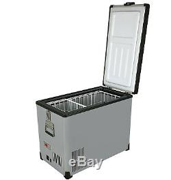 Whynter Elite 45 Quart Slim Fit Portable Freezer and Refrigerator