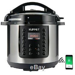 1000w 14-in-1 Autocuiseur Électrique 6 Pintes Multi-fonctionnelle Smart Home Wifi