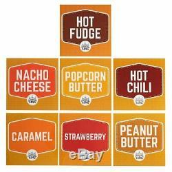 3.5 Pintes Électrique Nacho Countertop Sauce Au Fromage Chaud Distributeur De Pompe 120 V