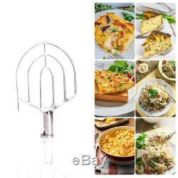 3 Vitesse Commerciale Pâte Alimentaire Mixer 1100w 30 Pintes Pizza En Acier Inoxydable Boulangerie