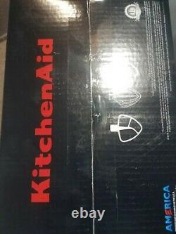 Aide À La Cuisine K45sswh Classic White 4,5-quart Tilt-head Kitchenaid