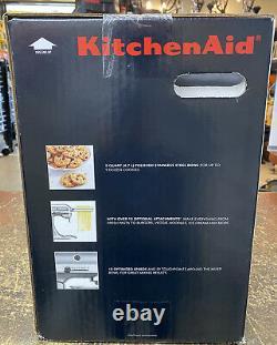 Aide À La Cuisine Tilt-head Stand Mixer (ksm150pstpp) / 5 Quart / Pebbled Palm / Nouveau