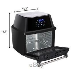 Air Fryer Multifonctionnelle La Puissance Du Four Tout-en-un 16,9 Pintes Déshydrateur Roaster