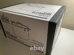 All-clad Bd55512 12 Quart Stockpot Argent