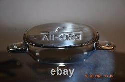 All-clad D5, 18/10 Acier Inoxydable Brossé 5-ply, 8 Pintes Stock Pot Nouveau
