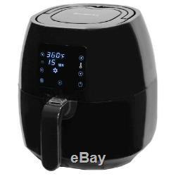 Avalon Bay 3,7 Pintes Numérique Programmable Inoxydable Friteuse En Acier Avec Air Recettes