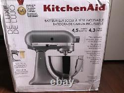 Brand New Kitchenaid Deluxe Ksm97sl 4.5 Quart Tilt-head Stand Mixer