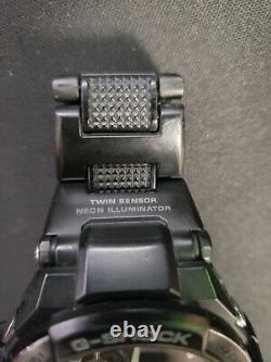 Casio G-shock Gravitymaster Quarts Ga-1000fc Watch (gs-5302) Maître De Gravité