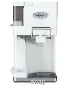 Cuisinart Ice-45 Le Mélanger Dans Un Service Doux 1-1/2-quart Ice Cream Maker, Blanc