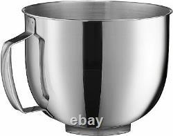 Cuisinart Precision Master 5.5-quart 12-speed Stand Mixer Blanc