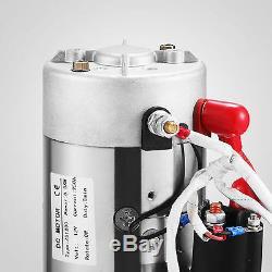 Déchargement À Distance De Grue De Remorque De Décharge De Pompe Hydraulique À Double Effet De 10 Pintes
