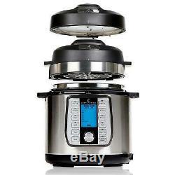 Emeril Lagasse 8 Pintes, 1550 Watts Pression D'air Fryer Duo