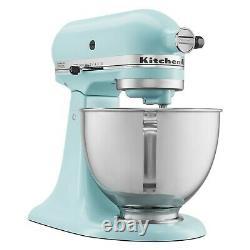 Factory Sealed Kitchen Aid Deluxe 4.5 Quart Tilt-head Stand Mixer Ksm97mi