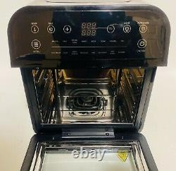 Gowise USA Gw44800-o Deluxe 12,7 Pintes 15-in-1 Électrique Air Fryer Four Withrotiss