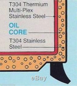 Hammer Stahl Oil Core Mijoteuse En Acier Inoxydable De 5 Pintes Rapide, Même Chaleur