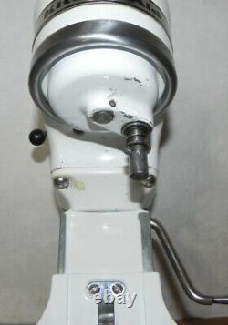 Hobart K5-a Kitchenaid 5 Quart Lift Bowl Mixer W Pièces Jointes Qt Stand
